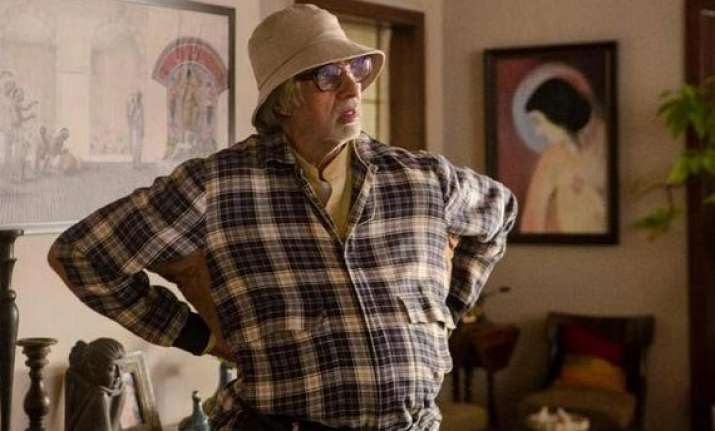 big b s piku first look his hair gets longer and belly gets