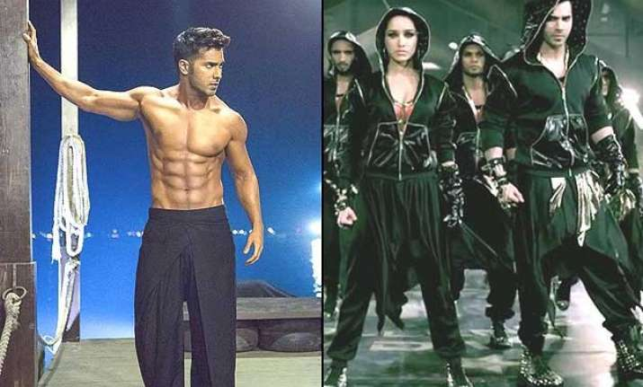 why is abcd 2 song bezubaan phir se a hit