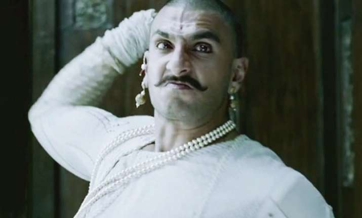 ranveer singh reveals how bajirao mastani s hangover is