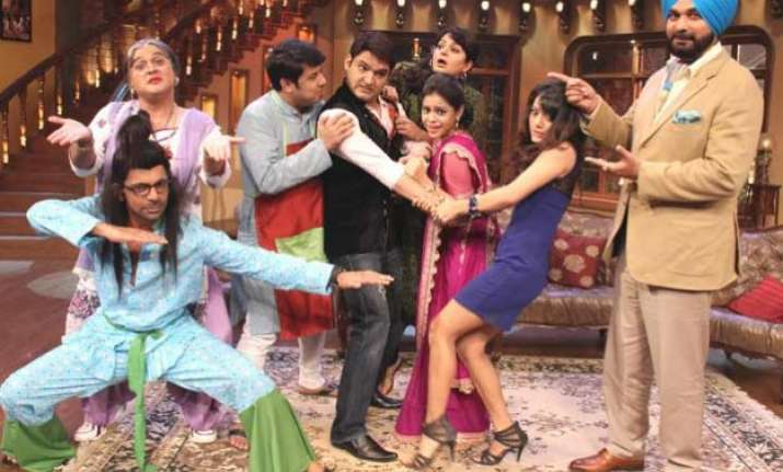 8 best moments of india s most loved show comedy nights