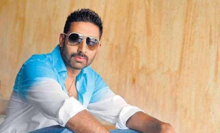 abhishek bachchan hates to produce films