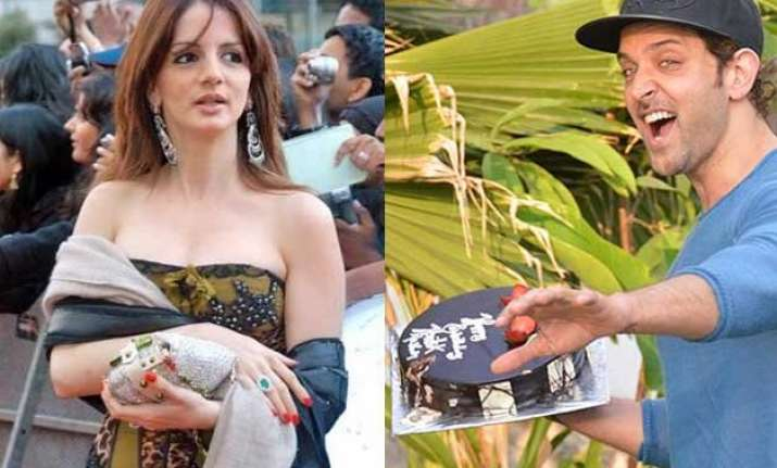sussanne khan reacts on not being invited to hrithik s 42nd