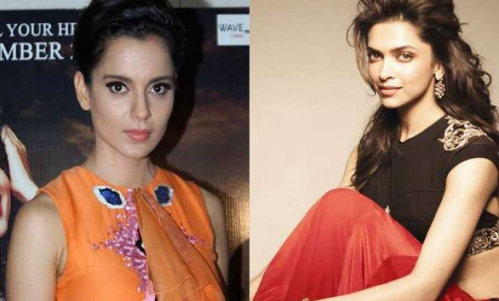 ooppss kangana ranaut hits back at deepika padukone once