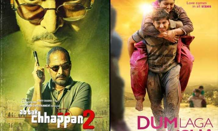 ab tak chhappan 2 races ahead of dum laga ke haisha at box