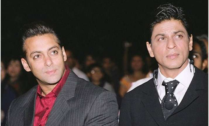 salman khan shah rukh khan to share screen space for aditya
