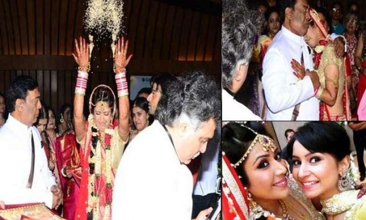karan patel ankita bhargava wedding 10 candid pics to melt