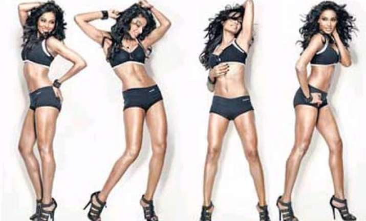 bipasha to come out with another fitness dvd