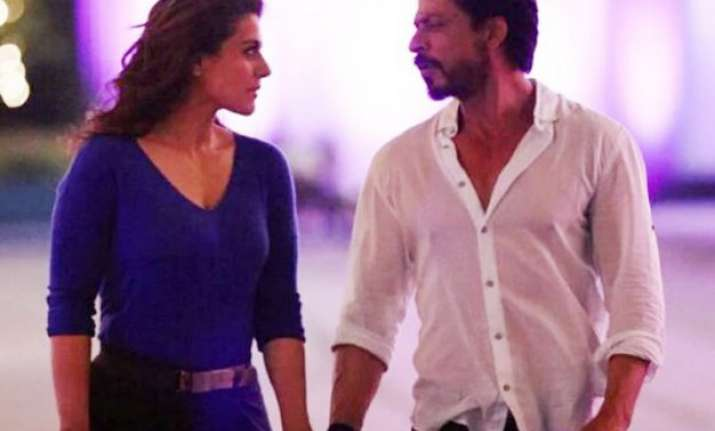dilwale creates new record becomes king khan s highest