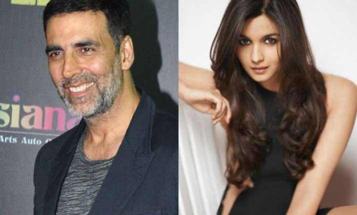 17 years later will akshay alia work in a film together