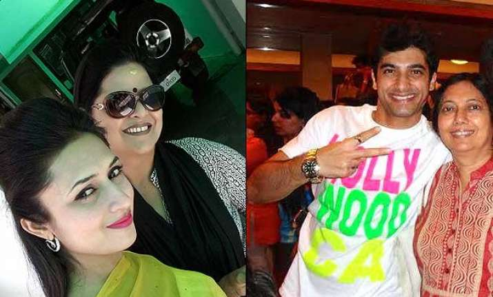 tv stars want to celebrate mother s day every day