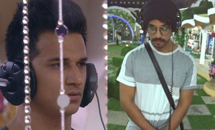 bigg boss 9 will baba s teachings make prince a rebel and