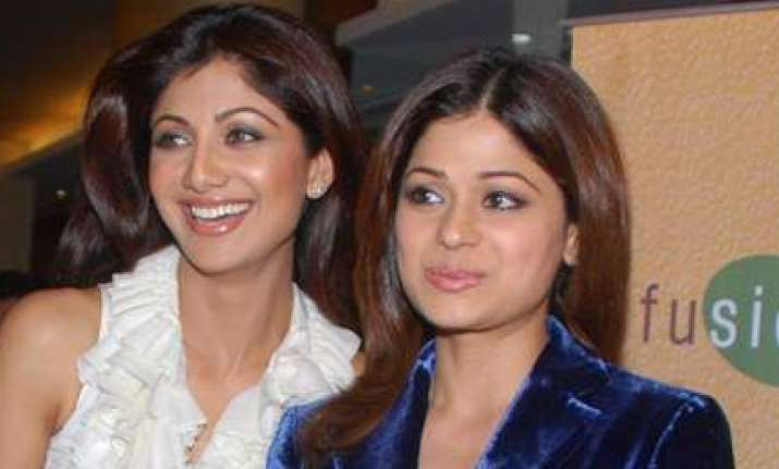shilpa shetty dissuaded sister for bigg boss 3