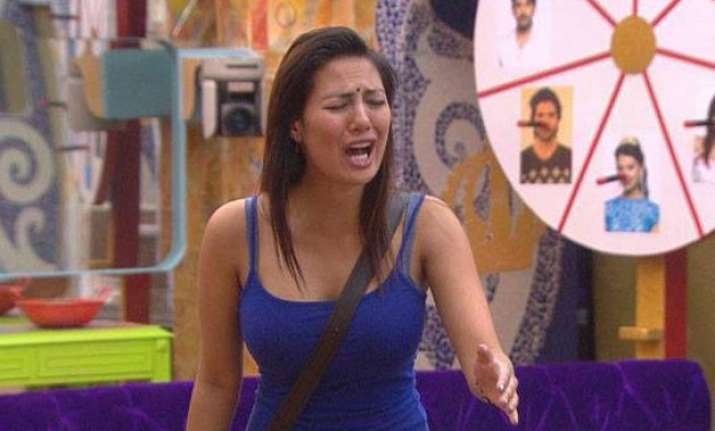 bigg boss 9 rochelle rao gets eliminated from the show