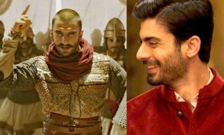 wow ranveer singh makes fawad khan dance on malhari song