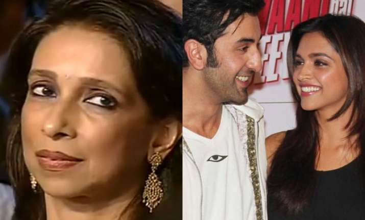 deepika padukone s mother blames ranbir kapoor for daughter