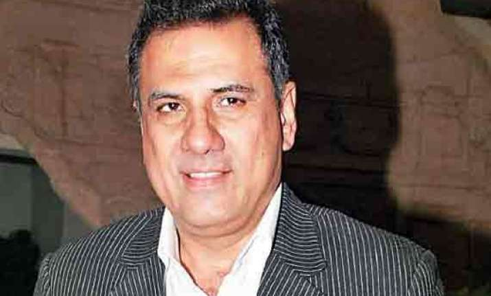 boman irani can not see himself on screen