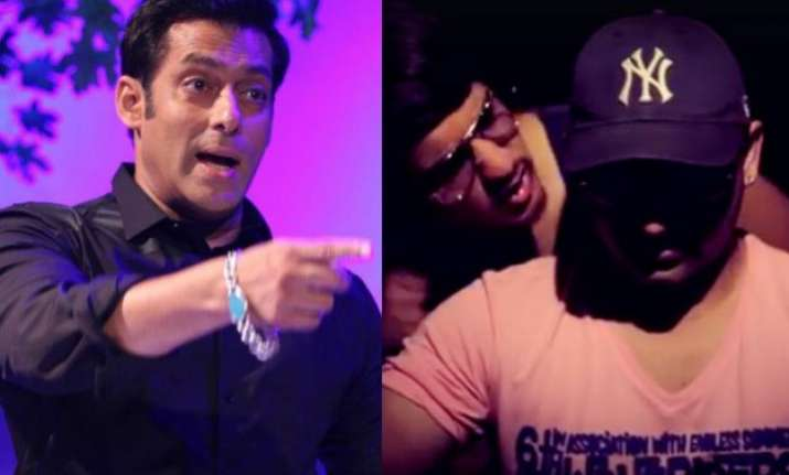 this quirky rap on salman khan s life is not for die hard