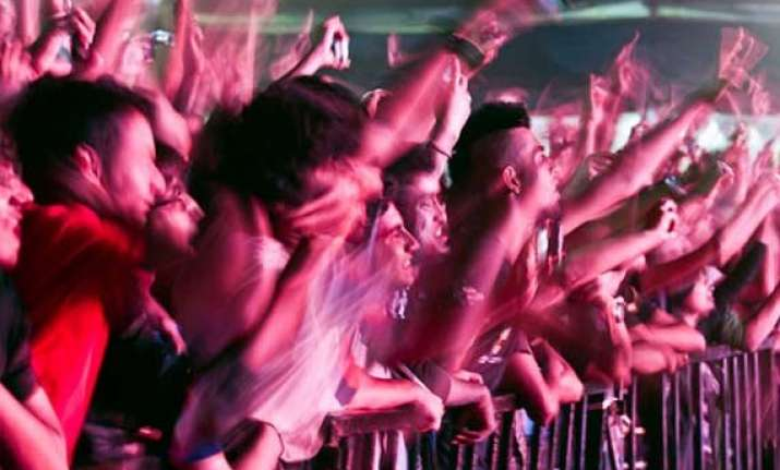 tgiof music fest saw mix of metal blues indie rock