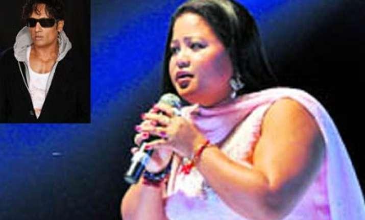 fir filed against shekhar suman comedian bharti singh for