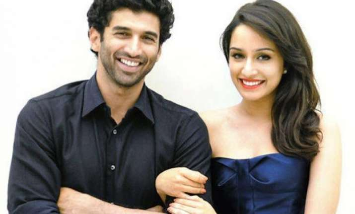 ok jaanu first look aashiqui 2 couple aditya shraddha take