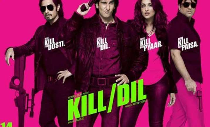 ranveer and parineeti s kill dil lands in trouble due to