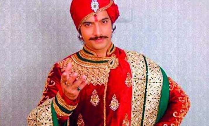 ssharad never thought that he ll get to play maharana pratap