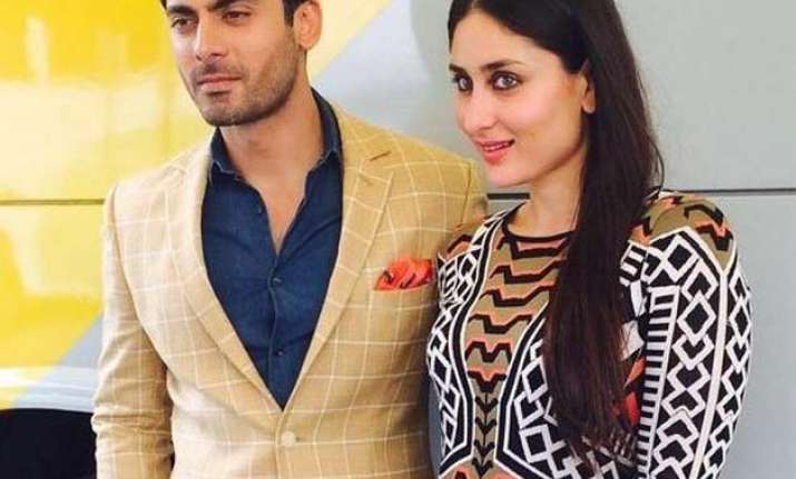 would love to work with kareena fawad khan