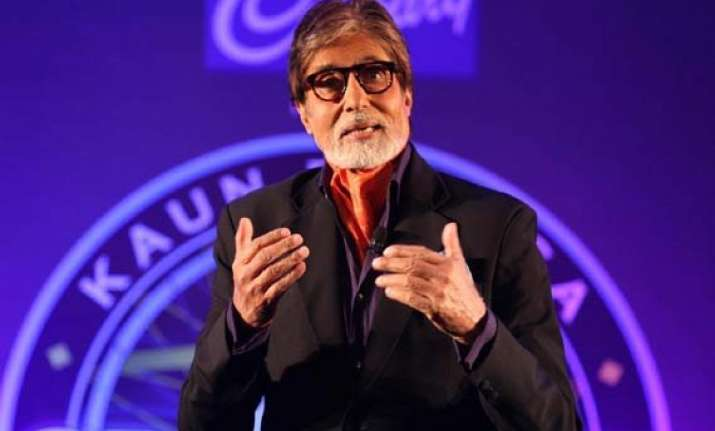 amitabh bachchan calls participants kbc s heart and soul