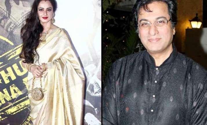 rekha to romance with ghazal maestro talat aziz in fitoor