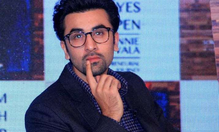 omg ranbir kapoor has a new girlfriend
