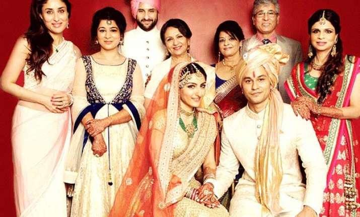 soha ali khan on her marriage making kunal happy makes me