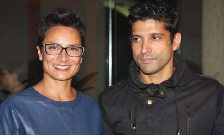 farhan akhtar splits from wife adhuna after 15 years