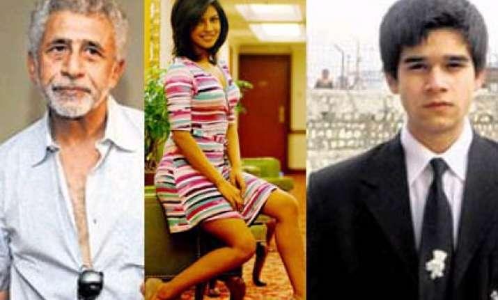 naseer son vivaan both play priyanka s husbands