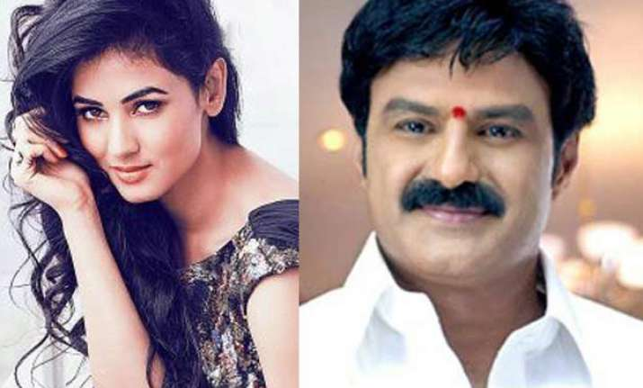 sonal chauhan again teams up with balakrishna