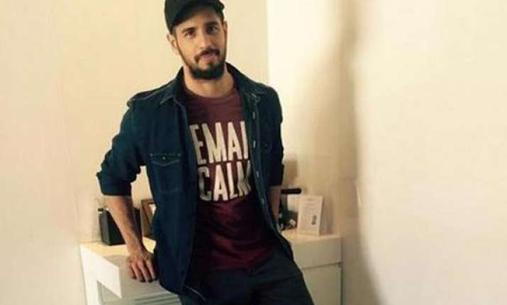 sidharth malhotra back in action for brothers
