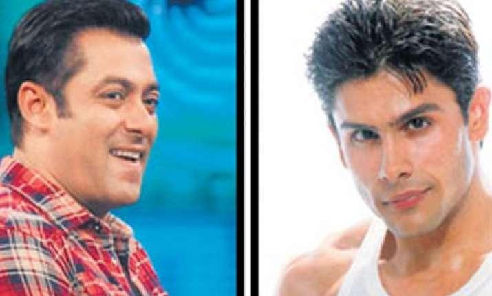 salman to launch mahesh bhatt s son