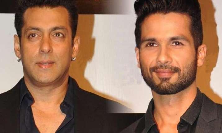 shahid mira wedding salman khan confident that he ll be