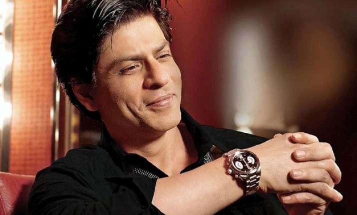 i m happy despite my challenging schedule shah rukh khan