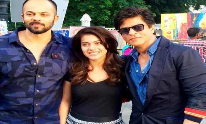 shah rukh khan finishes dilwale shooting in bulgaria