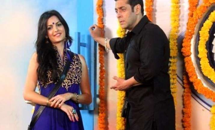 bigg boss 8 natasa stankovic bids adieu to bb house amid