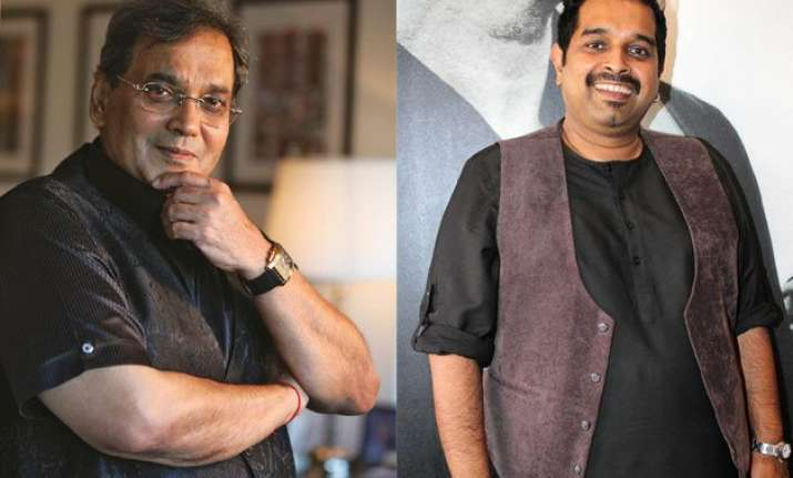 subhash ghai wants to make a biopic on shankar mahadevan