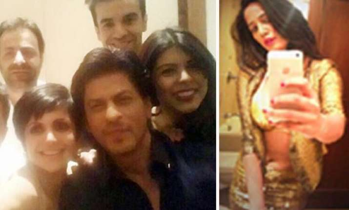 top ten bollywood selfies of the year 2014 see pics