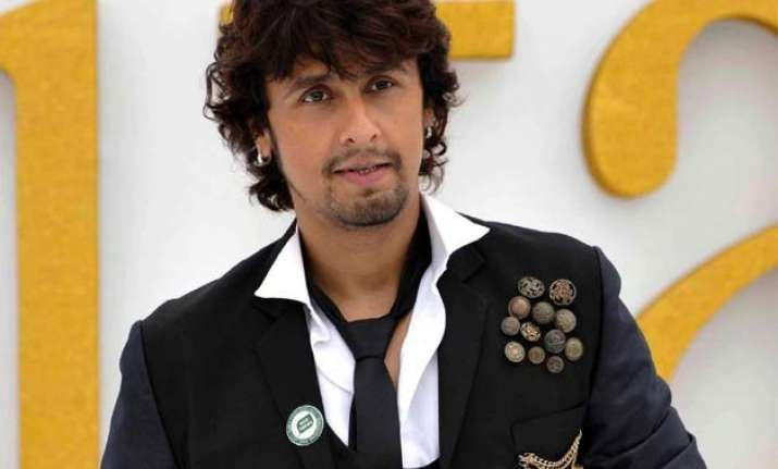 another complaint against sonu nigam for tweets on radhe maa