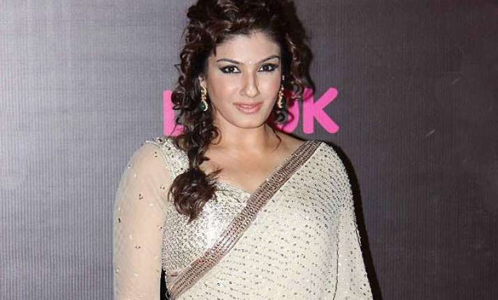 raveena tandon wants cartoon film to be made on andaaz apna