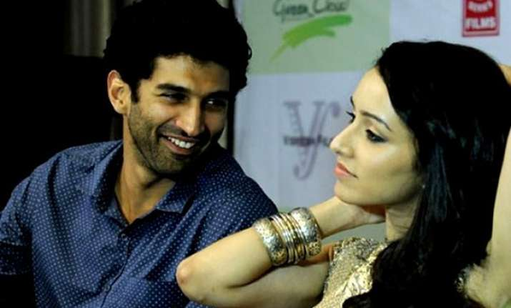 are shraddha kapoor and aditya roy kapur dating again
