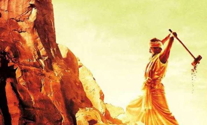 manjhi is story of landless labour who really moved mountain