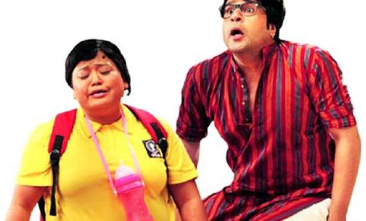 krushna bharti sudesh lehri reunite for comedy classes