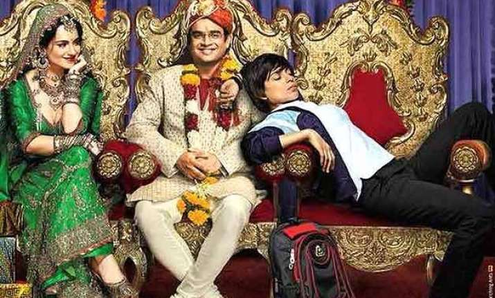 kangana madhavan tanu weds manu returns movie review