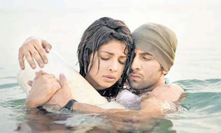 ranbir and priyanka get acquainted