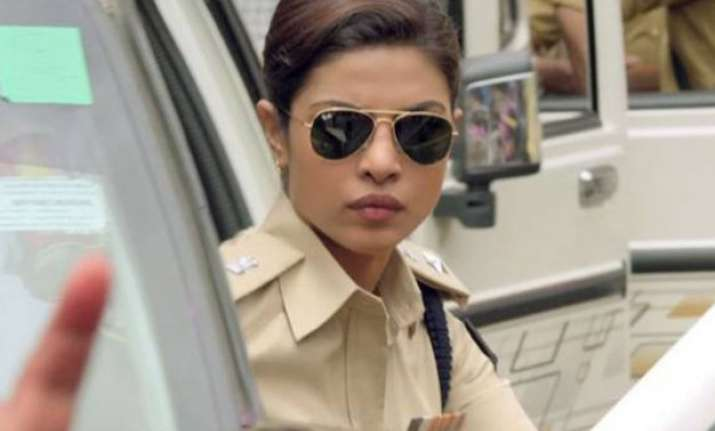priyanka chopra s jai gangaajal sees dull first day at box